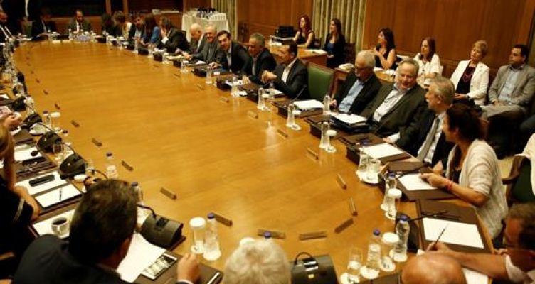 Συνεδρίαση Υπουργικού Συμβουλίου το μεσημέρι της Τετάρτης - Πολιτική ... 49d785e8bee