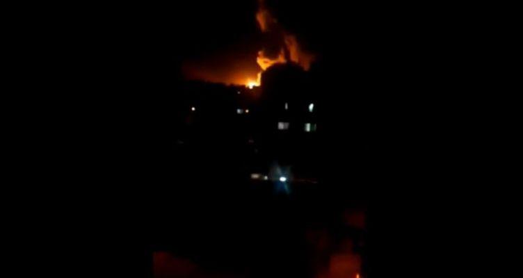 Η.Π.Α., Αγγλία και Γαλλία βομβάρδισαν την Συρία τα ξημερώματα