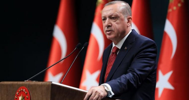 Ερντογάν: «Θα συνεχίσουμε στη Συρία μέχρι να πετύχουμε τους στόχους μας»