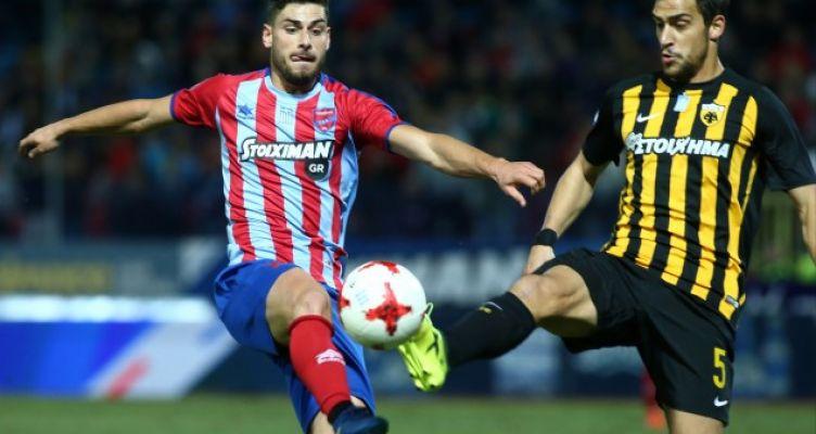 Super League: Παίκτης του Ολυμπιακού είναι ο Αμφιλοχιώτης Γιώργος Μασούρας!