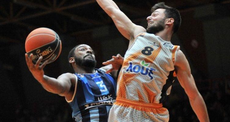 Basket League: «Καθάρισε» ο Γκίκας για τον Προμηθέα Πατρών