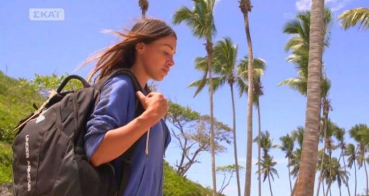 Survivor 2018: Αποχώρησε με δάκρυα στα μάτια η Αγρινιώτισσα Όλγα Φαρμάκη