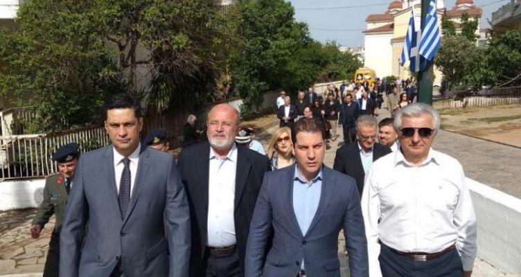 Αγρίνιο: Τελέσθηκε το επίσημο Μνημόσυνο στη μνήμη των εκτελεσθέντων τη Μ. Παρασκευή 1944