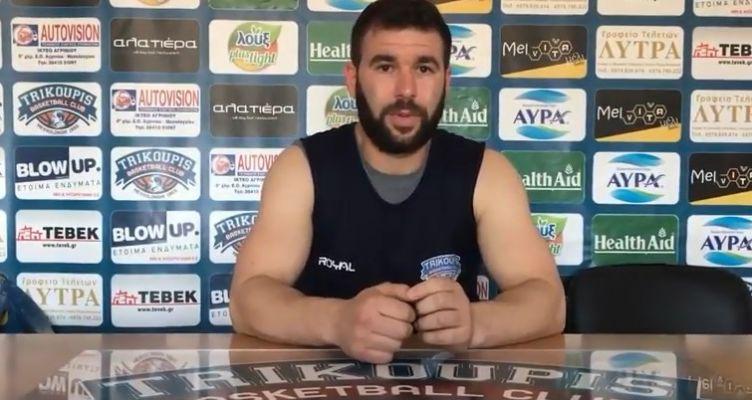 Β' Εθνική: Για την 5η σερί νίκη θα παλέψει η ανδρική ομάδα του Χαρίλαου (Βίντεο)