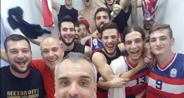 Β' Ε.Σ.ΚΑ.ΒΔ.Ε.: Πρωταθλητές οι νέοι του Χαρίλαου Τρικούπη