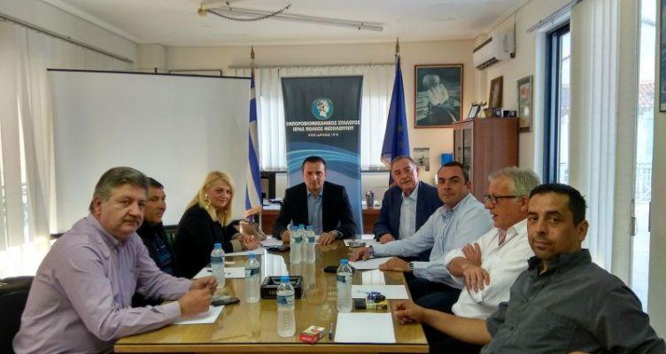 Σύσκεψη για την ακτοπλοϊκή σύνδεση Αιτωλοακαρνανίας, Ζακύνθου & Κεφαλονιάς