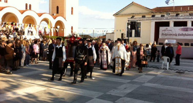 Θρησκευτικές-Πολιτιστικές εκδηλώσεις στον Άγιο Κωνσταντίνο Αγρινίου – Το πρόγραμμα