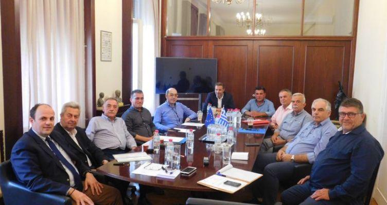 Πρώτη συνεδρίαση Περιφερειακού Επιμελητηριακού Συμβουλίου Π.Δ.Ε.