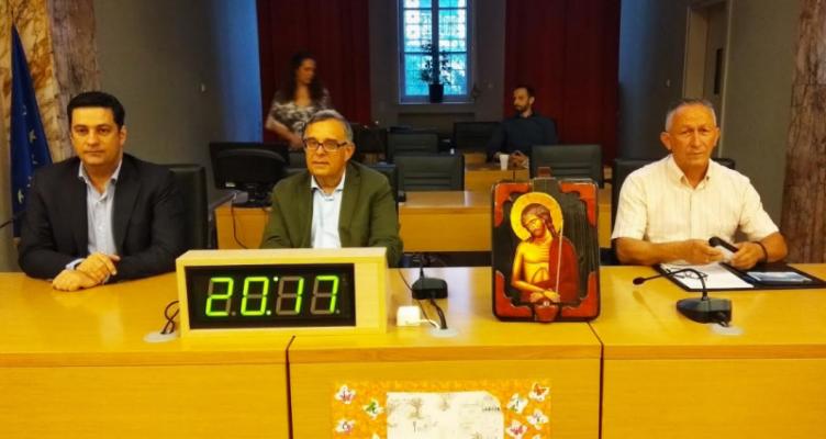 Αγρίνιο: Βράβευση μαθητών Γ΄ τάξης του Γυμνασίου Γαβαλούς – Επαίνεσε την προσπάθεια ο Γ. Παπαναστασίου