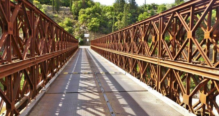 Στο Χάνι Μπανιά και στη Γέφυρα Μπανιά (Φωτό)