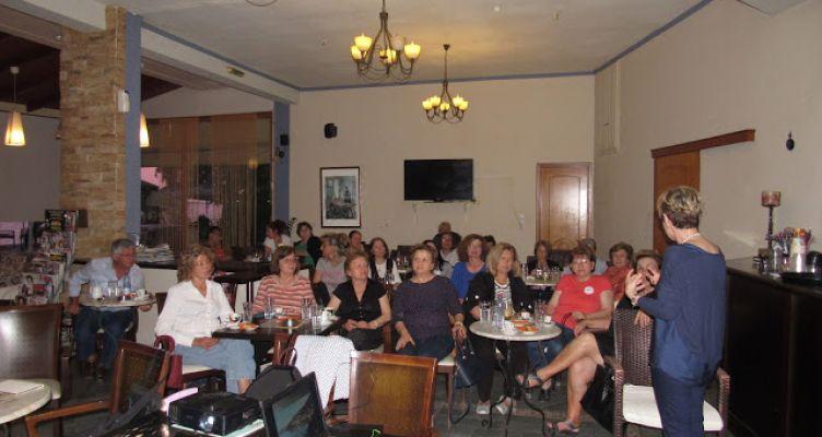 Εκδήλωση Συλλόγου Γυναικών Μενιδίου «Ερωδιός» για τον καρκίνο του δέρματος (Βίντεο-Φωτό)