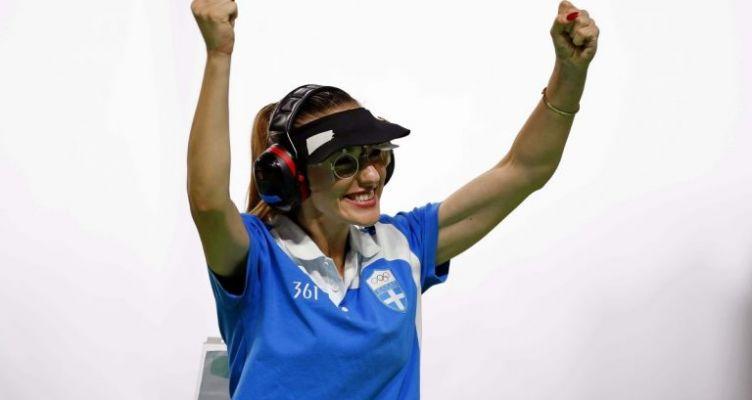 Άννα Κορακάκη: Ισοφάρισε το παγκόσμιο ρεκόρ στο Βελιγράδι!