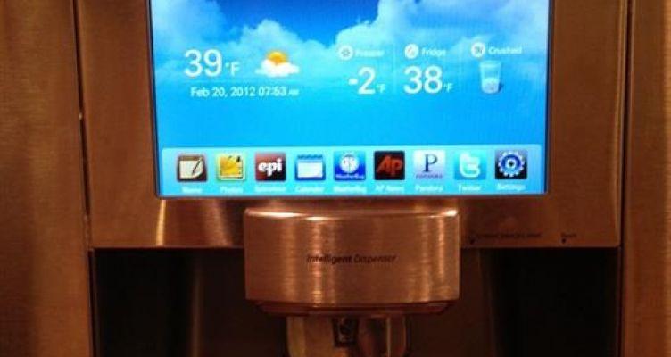 Τώρα και στα ψυγεία η πλατφόρμα Android