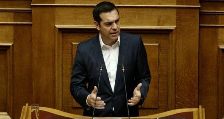 Ο Αλέξης Τσίπρας απόψε στην ΕΡΤ1 απέναντι σε τρεις δημοσιογράφους