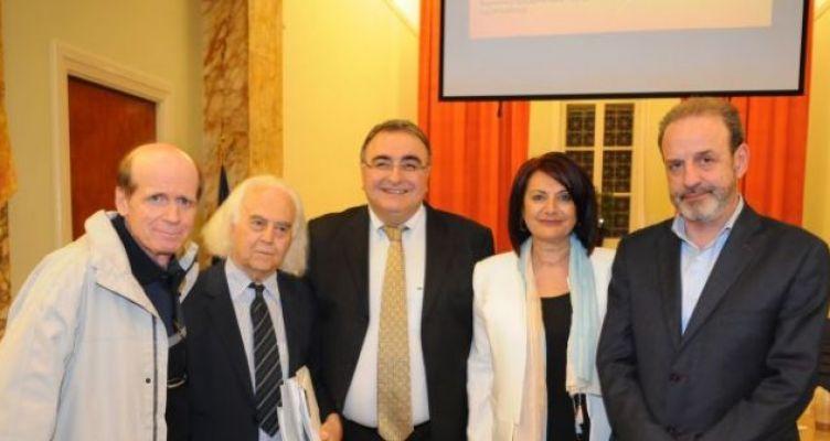 Αγρίνιο: Με επιτυχία η παρουσίαση του βιβλίου με τίτλο: «Ιστορία των Συνεταιρισμών στην Ελλάδα»