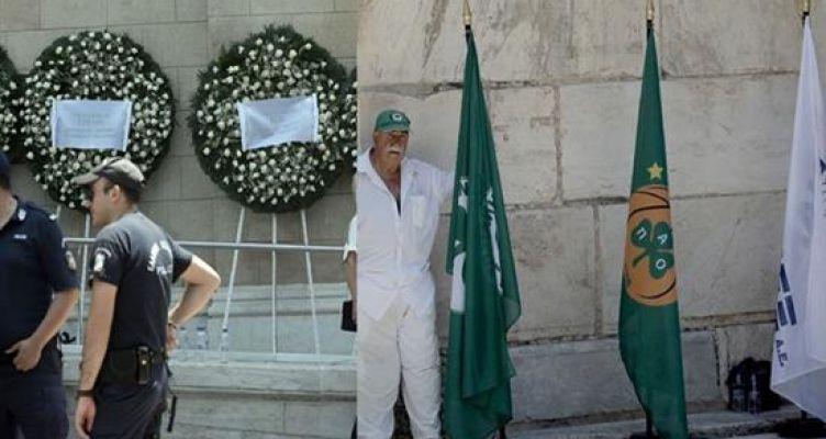 Συγκίνηση στο λαϊκό προσκύνημα της σορού του Παύλου Γιαννακόπουλου (Φωτό)