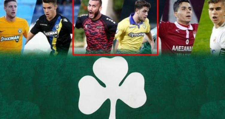 Super League-Παναθηναϊκός: Ο Αγρινιώτης Μωραΐτης, ο Μεσολογγίτης Φούντας και ο Μιχάι του Παναιτωλικού