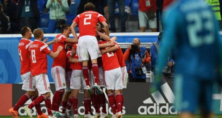 Mundial 2018: Στους »16» με εντυπωσιακό τρόπο η Ρωσία!