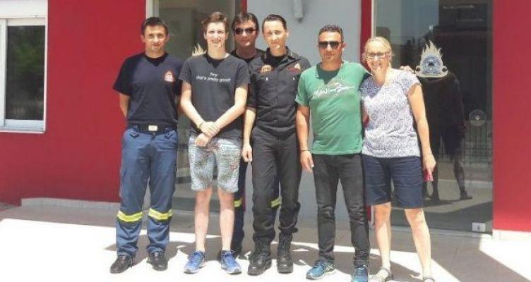 Πυρ. Υπ. Ναυπάκτου: Ο 18χρονος Ολλανδός ορειβάτης ευχαρίστησε κατοίκους και Αρχές (Βίντεο-Φωτό)