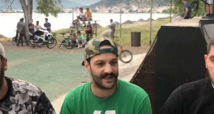 Οργή από καταγγελίες για τις ράμπες με τα ποδήλατα στη Ναύπακτο (Βίντεο)