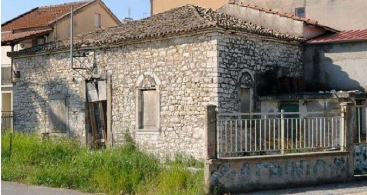 Το σπίτι της Βάσως Κατράκη στο Αιτωλικό