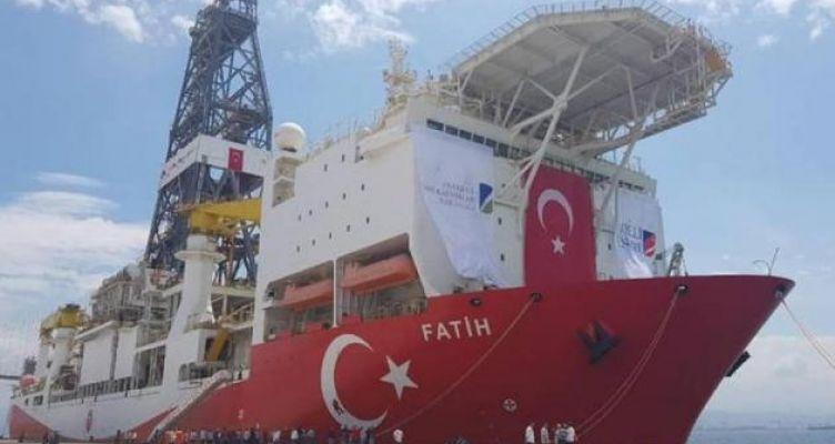 Άγκυρα: Ο Πορθητής επιχειρεί ΒΑ της Κύπρου