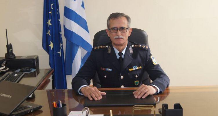 Ο Αγρινιώτης Φώτης Ντζιμάνης προήχθη σε Ταξίαρχο της Ελληνικής Αστυνομίας