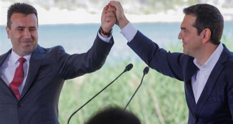 Τα είπαν στο τηλέφωνο Τσίπρας και Ζάεφ, πανηγύρια στην πΓΔΜ για την… αποχή