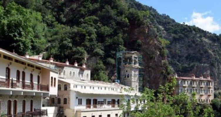Αλλάζει όψη το καμπαναριό της Παναγίας Προυσιώτισσας (Φωτό)