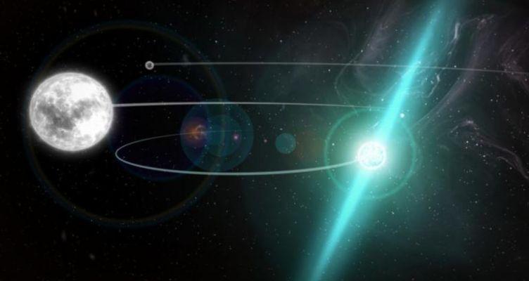 Επιβεβαίωση Αϊνστάιν: Ακόμη και ένα άστρο νετρονίων «πέφτει» όπως ένα φτερό (Βίντεο)