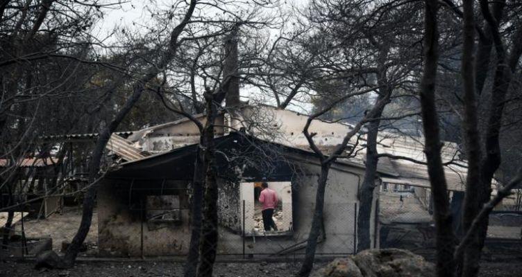 Κάηκε στη φωτιά το σπίτι τραγουδιστή που ανάρρωνε στο Μάτι μετά από εγκεφαλικό!