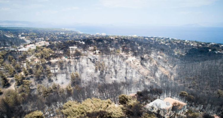 Πυρκαγιές Αττική: Στους 88 οι νεκροί – Πέθανε και η μητέρα του 6 μηνών βρέφους