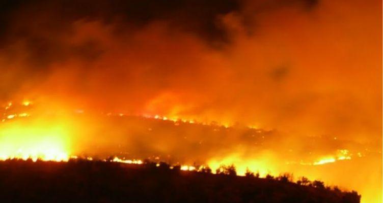 56 πυρκαγιές στη Δυτική Ελλάδα μέσα σε δυο ημέρες