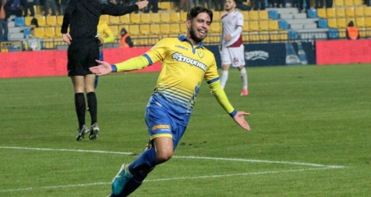 SL-Τέλος πρώτου ημιχρόνου: ΠΑΣ Γιάννινα (0-1) Παναιτωλικός