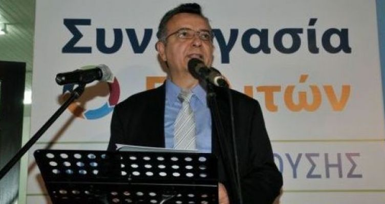 Ο Ν. Μουρκούσης απέσυρε την υποψηφιότητά του για Δήμαρχος Ι.Π. Μεσολογγίου