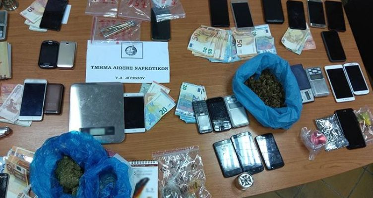 Αγρίνιο: Νέες συλλήψεις μελών που φέρονται να εμπλέκονται στο κύκλωμα διακίνησης ναρκωτικών