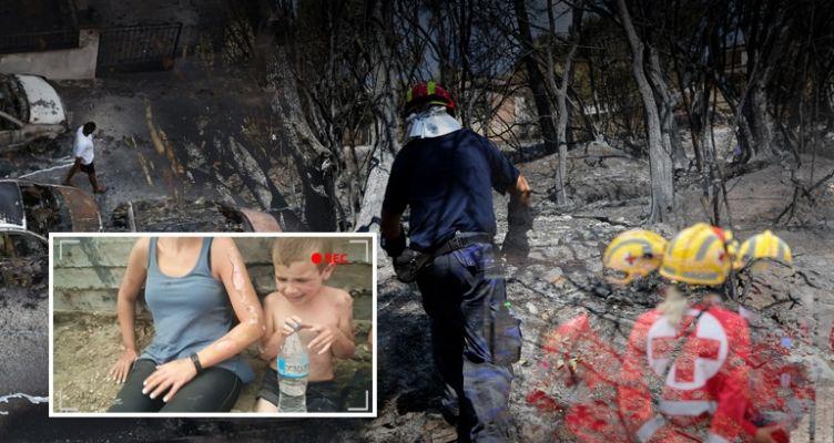 Πυρκαγιές Αττικής: Στους 91 οι νεκροί και στους 25 οι αγνοούμενοι