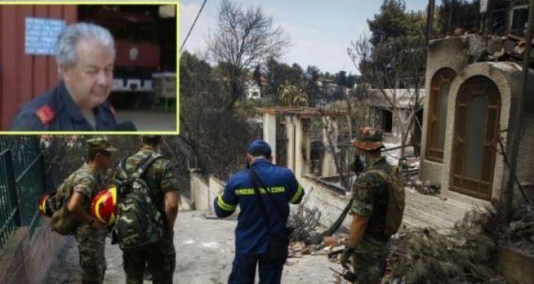 Ξέχασαν να πάνε φαγητό στους εθελοντές πυροσβέστες που έσωσαν ζωές στο Μάτι! (Βίντεο)