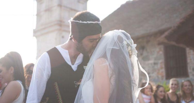 Αναπαράσταση παραδοσιακού γάμου στον Πλατανίτη Ναυπακτίας