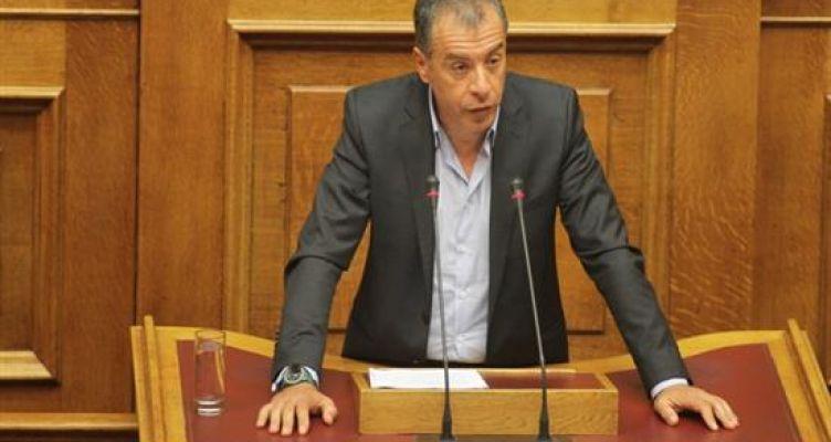 Θεοδωράκης: Το Ποτάμι θα κατέβει αυτόνομα στις εκλογές