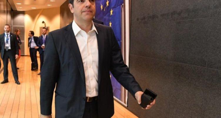 """Τσίπρας σε Ερντογάν: «Μην συσχετίζετε τους """"8"""" με τους Έλληνες στρατιωτικούς και τρέξτε τις διαδικασίες!»"""
