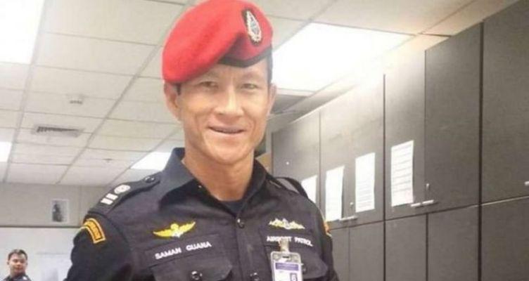 Η χήρα του δύτη που έχασε την ζωή του στο σπήλαιο της Ταϊλάνδης θρηνεί