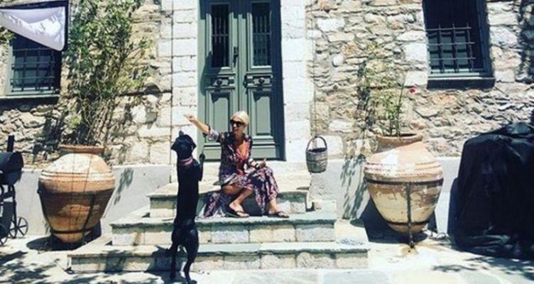 Η Μεσολογγίτισσα Μαρία Μπακοδήμου απολαμβάνει το καλοκαίρι της (Φωτό)