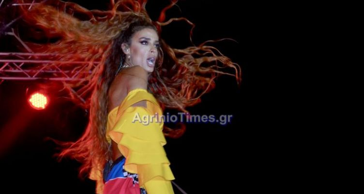Η Ελένη Φουρέϊρα έβαλε «φωτιά» με το Fuego στην σκηνή του Lake Party Trichonida! (Βίντεο-Φωτορεπορτάζ)