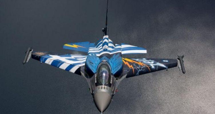 F-16 Viper στην Ελλάδα: Σε αναμμένα κάρβουνα η Άγκυρα (Φωτό)