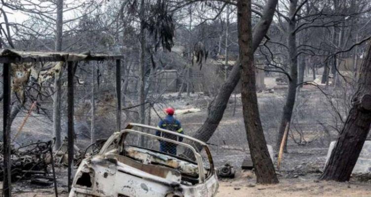 Πυροσβεστική: 87 οι νεκροί στο Μάτι – Δύο θύματα δεν έχουν αναζητηθεί