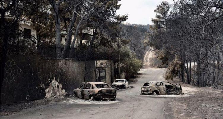 Φονική Πυρκαγιά Μάτι: Το πόρισμα της Περιφέρειας «καίει» την πυροσβεστική