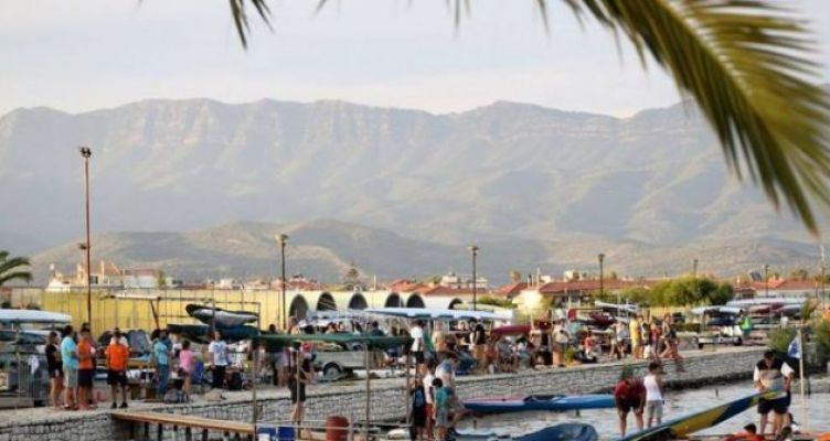 Μεσολόγγι: Αυλαία για τα Πανελλήνια πρωταθλήματα ανάπτυξης canoe kayak & SUP