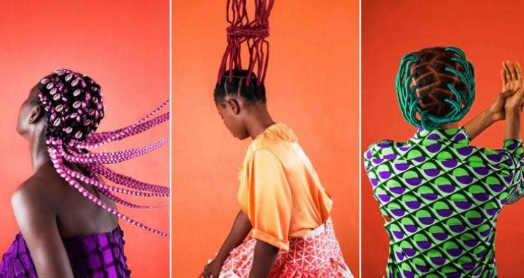 «Χρώμα»: Φωτογραφική έκθεση για τις κομμώσεις στη Νιγηρία