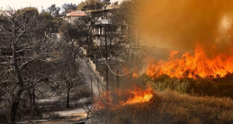 Αιτ/νία: 195 πυρκαγιές – Αποτεφρώθηκαν 624,2 στρέμματα – 14 συλλήψεις για εμπρησμό στη Δ. Ελλάδα